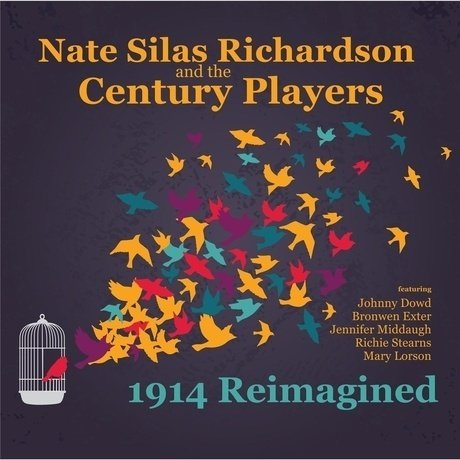 1914 Reimagined - Album Cover