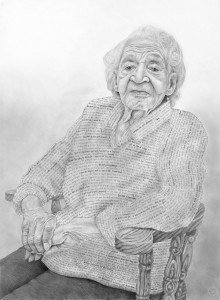 Ora by Claudia Biçen - Aging is an Art Form