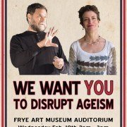 We Want You! To Disrupt Ageism