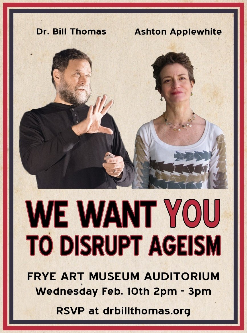 Disrupt Ageism Seattle